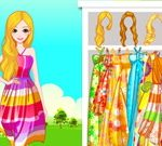 My Charming Summer Dress