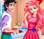 Ariel And Eric Romantic Date Night