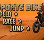 Sports Bike: Speed – Race – Jump