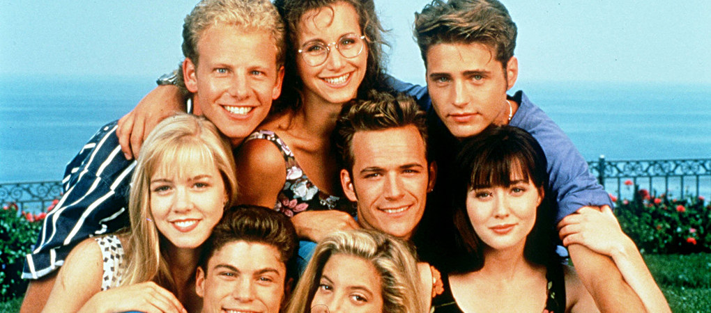 Beverly Hills 90210 tutta la serie completa in streaming ...