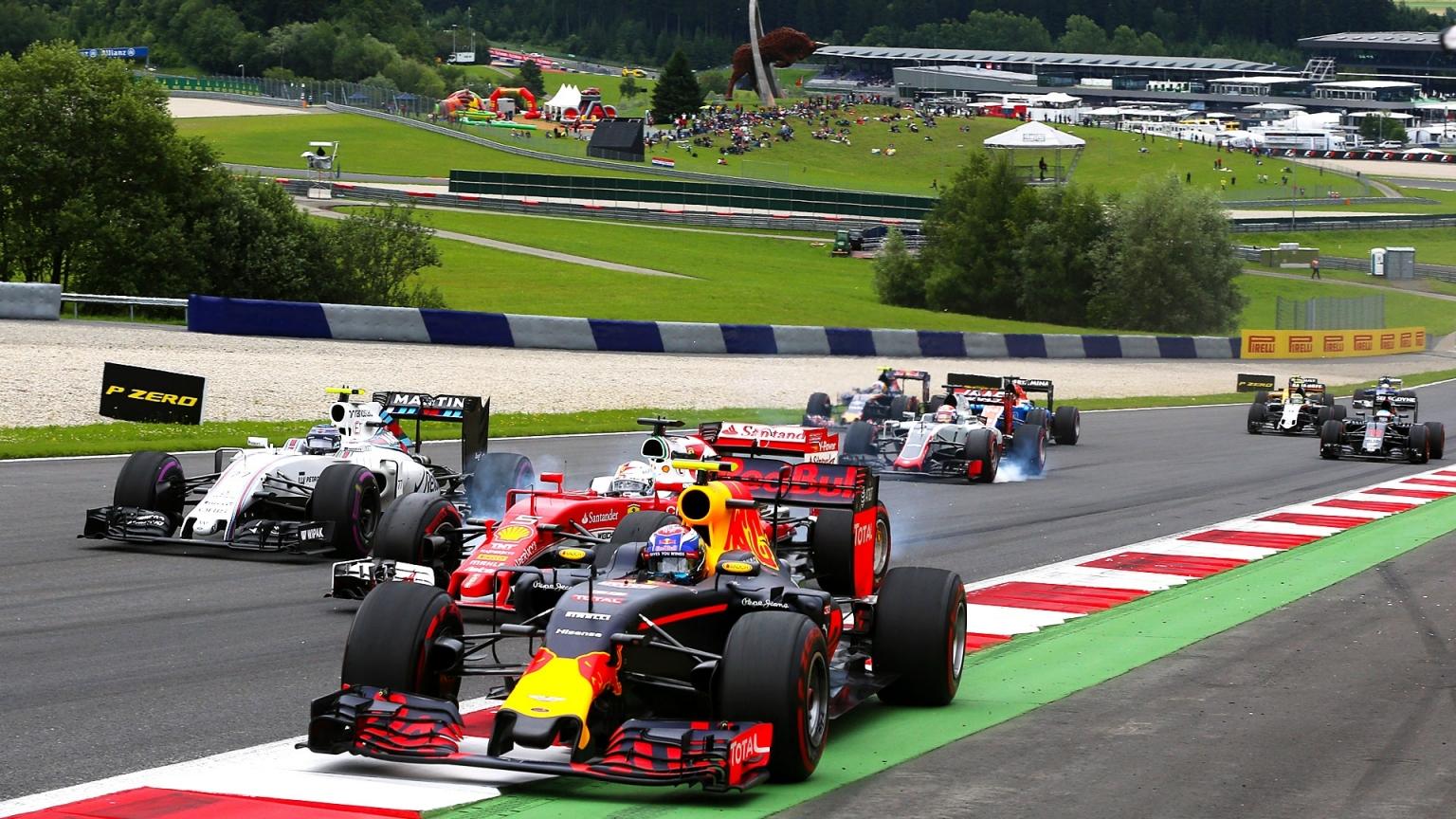 Formula 1 – F1 in diretta streaming - CoolStreaming