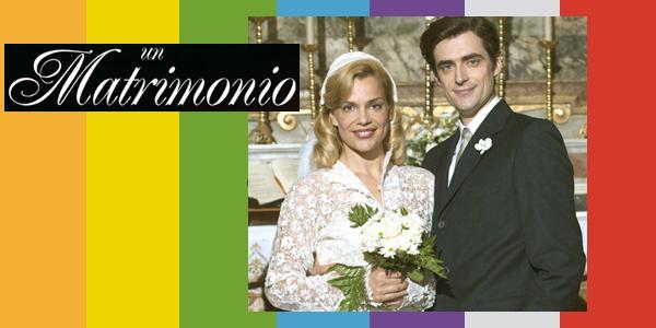 """Matrimonio In Appello Streaming : Guarda la fiction """"un matrimonio ^ puntata in"""