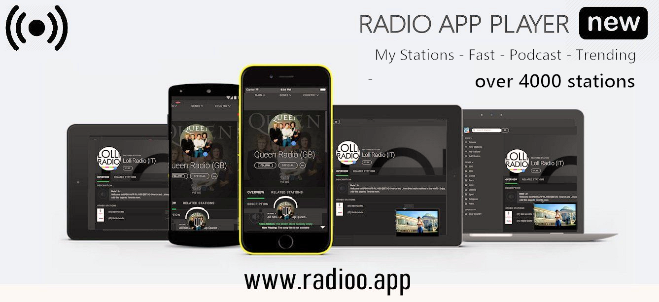 Radio App Player by CoolStreaming
