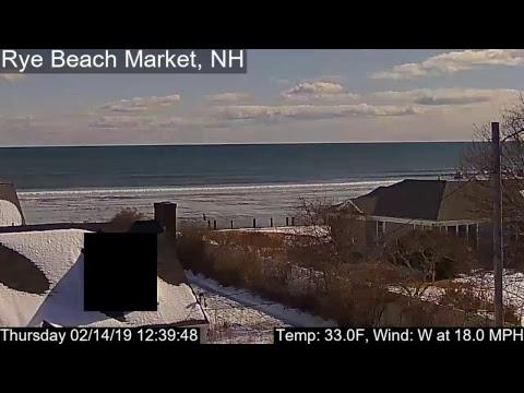 Rye Beach, New Hampshire