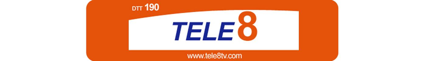 Profilo Tele 8 Canale Tv