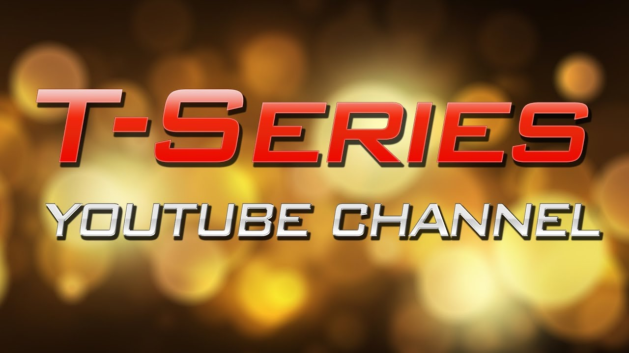 Profile T-Series Youtube Tv Channels