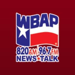 Profilo WBAP AM 820 Fort Worth Canale Tv