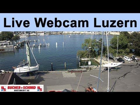 Luzern Lago dei Quattro Canto