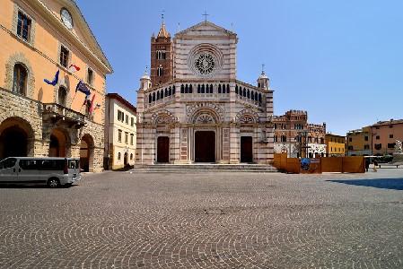 Grosseto Piazza Duomo