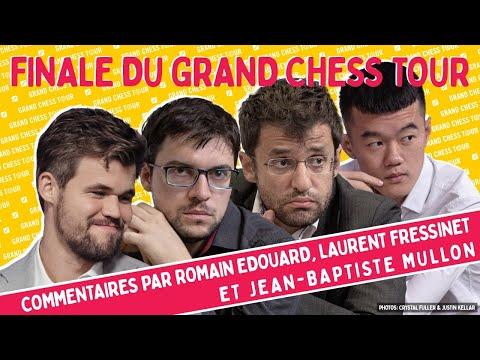 Профиль Grand Chess Tour Канал Tv