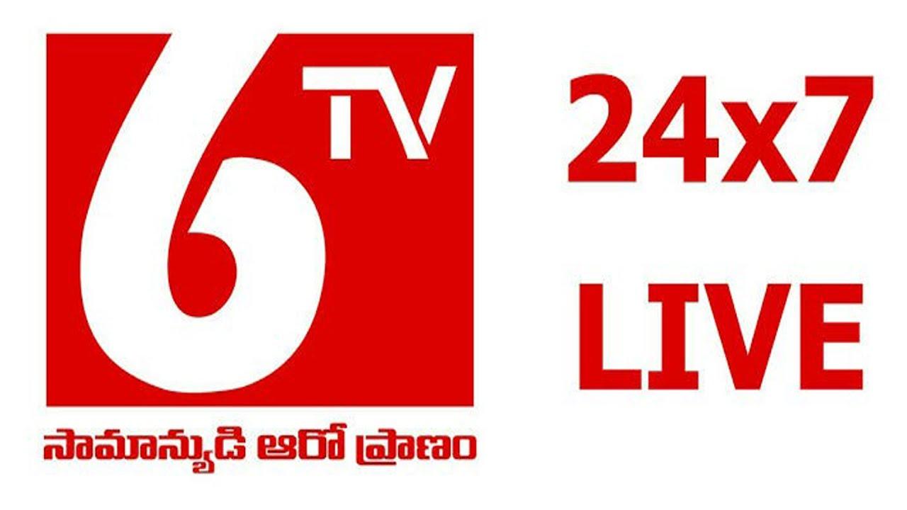 Профиль 6TV Telangana Канал Tv