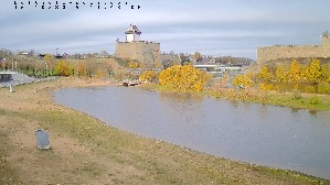 NARVA CASTLE AND IVANGOROD