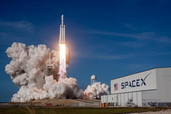 Profilo Space X Official Canale Tv