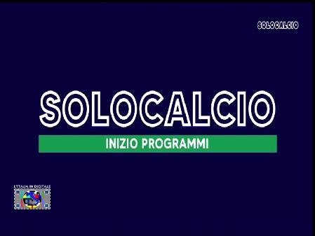 Profilo Solocalcio HD Tv Canale Tv