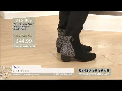 Profilo Pavers Shoes Tv Canale Tv