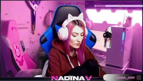 Profilo NadinaV Canal Tv