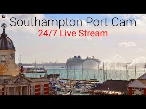 Southampton Port Cam