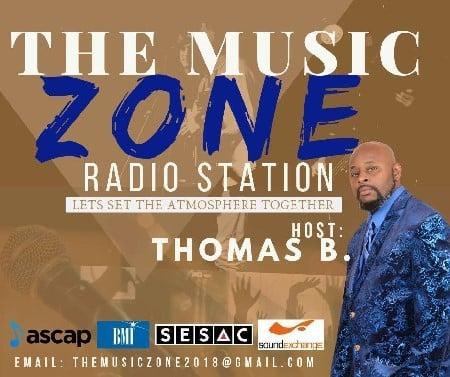 The Music Zone Radio