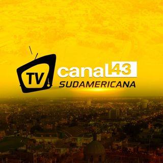 Profilo Canal 43 SudAmericana Tv Canale Tv
