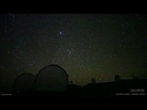Maunakea Astronomy Hawaii