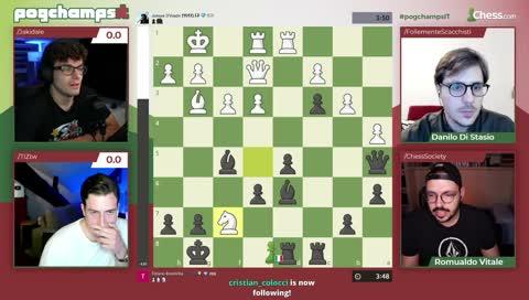 Profil ChesscomIT Kanal Tv