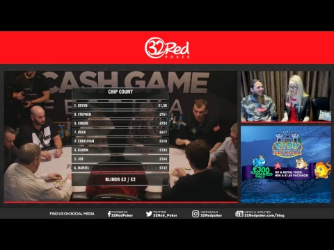 Profil 32Red Poker Tv Canal Tv