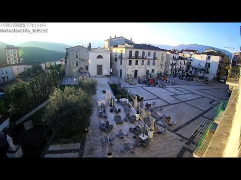 Piazza Celestino V - isernia