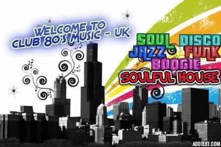 Profilo CLUB 80S MUSIC UK Canale Tv