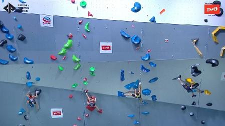 Profilo Climbing Sport Live Canal Tv