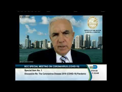 Profil Miami-Dade TV Kanal Tv