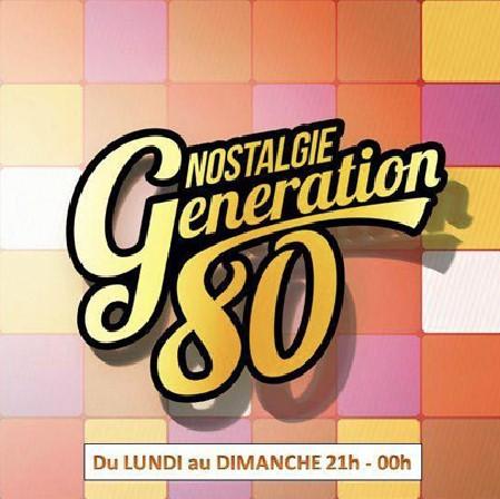 Nostalgie Generation 80