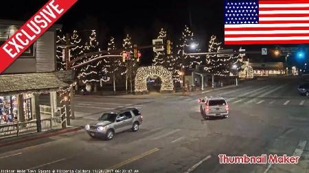 Jackson Hole Wyoming USA Town