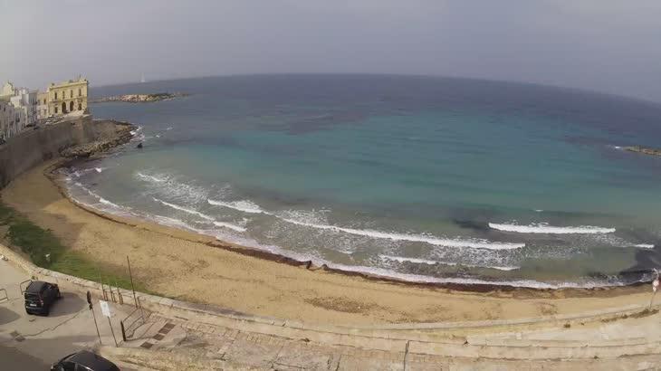 Gallipoli - Spiaggia Purita