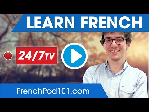 Профиль Learn French 24/7 TV Канал Tv