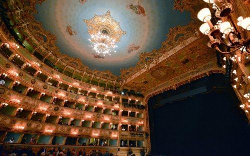 Profilo Teatro La Fenice Canal Tv