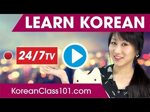 Profilo Learn Korean 24/7 Canale Tv