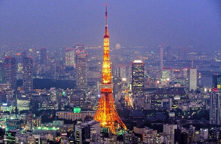 Profil Tokyo Tower 24 Kanal Tv
