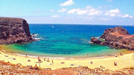 Canary Island Lanzarote