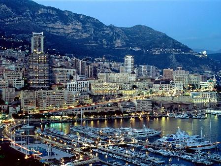 Montercarlo Monaco