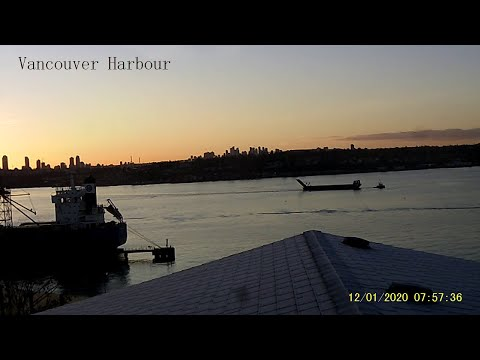 Pier Of Vancouver