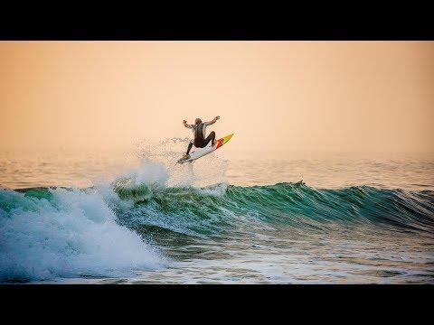 Cabo Ledo, Angola Surf
