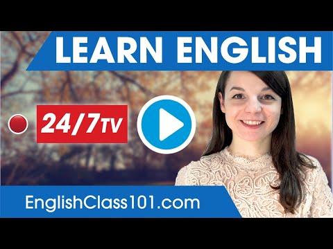 Profilo Learn English 24/7 TV Canal Tv