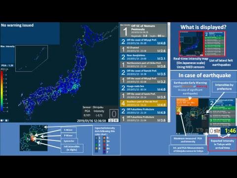 Профиль Japan - Tokyo Earthquake Канал Tv