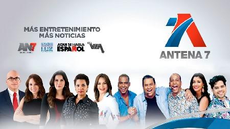 Profilo Antena 7 Canale Tv