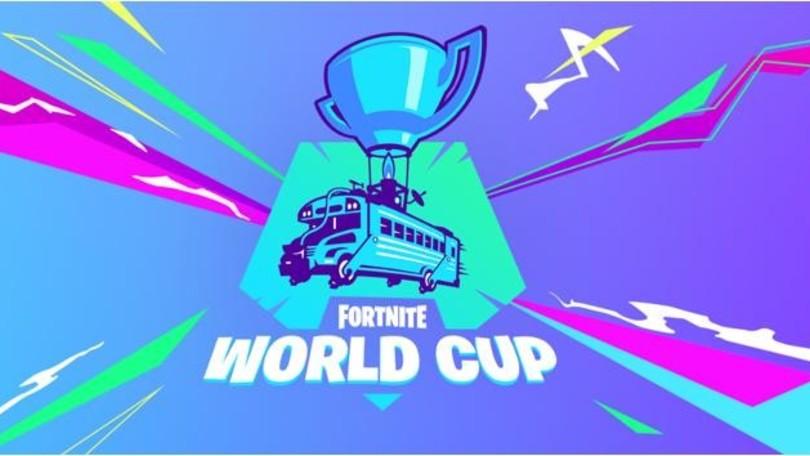 Профиль Fortnite World Cup Канал Tv
