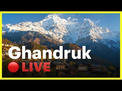 Ghandruk - Nepal Cam