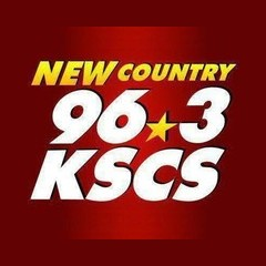 New Country 96.3 KSCS-FM