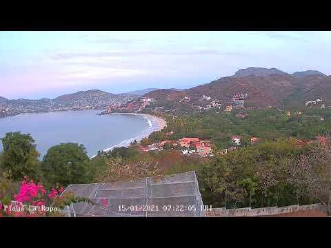 Zihuatanejo - Playa La Ropa