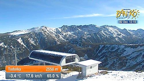 Bansko Ski Cams