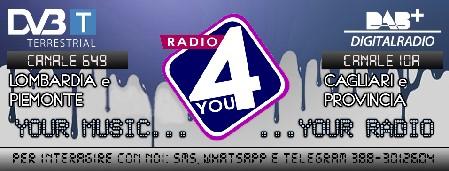 Profilo Radio 4U TV Canale Tv